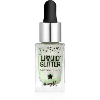 Barry M Liquid Glitter sclipici pentru față și corp