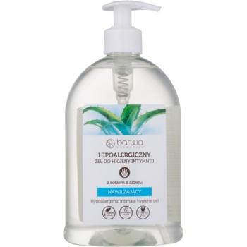Barwa Natural Hypoallergenic gel pentru igiena intima cu efect de hidratare