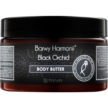 Barwa Harmony Black Orchid unt pentru corp, hranitor