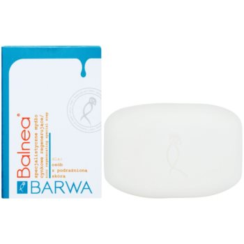 Barwa Balnea regenerierende Seife mit Zink Für irritierte Haut