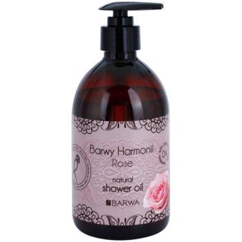 Barwa Harmony Rose olje za prhanje brez parabenov