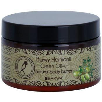 Barwa Harmony Green Olive manteiga corporal