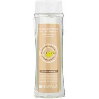 Barwa Natural Hypoallergenic gel de dus pentru piele normala