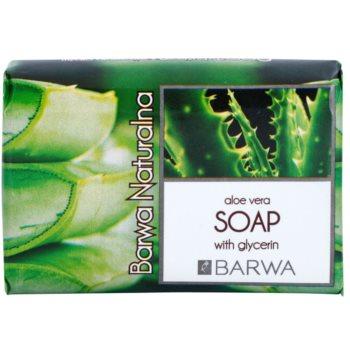 Barwa Natural Aloe Vera sapun solid cu glicerina