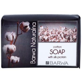 Barwa Natural Cotton trdo milo z regeneracijskim učinkom