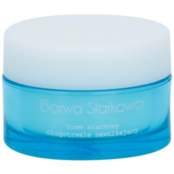 Barwa Sulphur Creme mit langanhaltender hydratisierender Wirkung für fettige Haut mit Neigung zu Akne