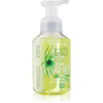 Bath & Body Works White Citrus Sapun spuma pentru maini