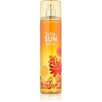 Bath & Body Works Hello Sunshine spray pentru corp pentru femei 236 ml