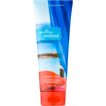 Bath & Body Works Endless Weekend crema de corp pentru femei 226 g