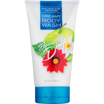 Bath & Body Works Beautiful Day crema de dus pentru femei 236 ml