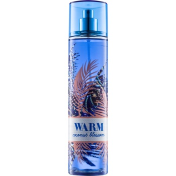Bath & Body Works Warm Coconut Blossom spray pentru corp pentru femei 236 ml