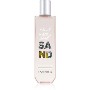 Bath & Body Works Island White Sand spray pentru corp pentru femei 236 ml