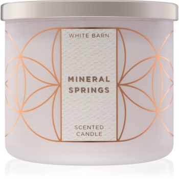 Bath & Body Works Mineral Springs lumanari parfumate 411 g