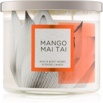 Bath & Body Works Mango Mai Tai lumanari parfumate  411 g