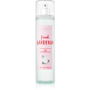 Bath & Body Works Fresh Gardenia spray pentru corp pentru femei 236 ml
