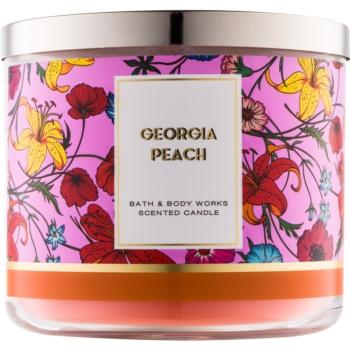 Bath & Body Works Georgia Peach lumanari parfumate 411 g