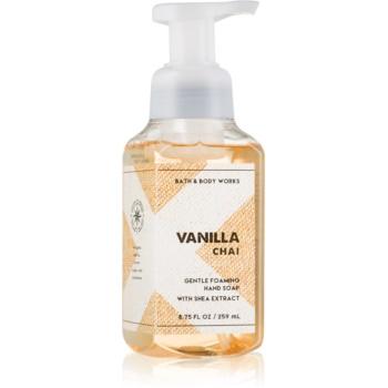 Bath & Body Works Vanilla Chai Sapun spuma pentru maini
