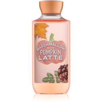 Bath & Body Works Marshmallow Pumpkin Latte gel de dus pentru femei 295 ml