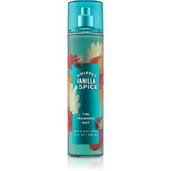 Bath & Body Works Whipped Vanilla & Spice spray pentru corp pentru femei 236 ml