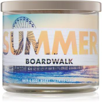 Bath & Body Works Summer Boardwalk lumanari parfumate  411 g