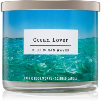 Bath & Body Works Blue Ocean Waves lumanari parfumate 411 g I. Ocean Lover