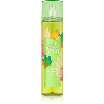 Bath & Body Works Crisp Orchard Leaves spray pentru corp pentru femei 236 ml