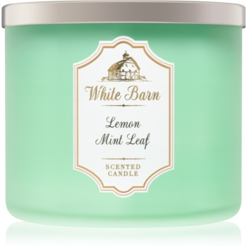 Bath & Body Works Lemon Mint Leaf lumanari parfumate 411 g