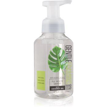 Bath & Body Works Fiji White Sands Sapun spuma pentru maini  259 ml