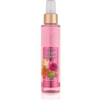 Bath & Body Works Bright Autumn Blooms spray pentru corp pentru femei 146 ml strălucitor