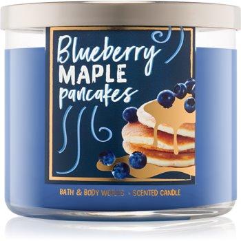 Bath & Body Works Blueberry Maple Pancakes lumanari parfumate 411 g