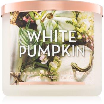 Bath & Body Works White Pumpkin lumanari parfumate 411 g