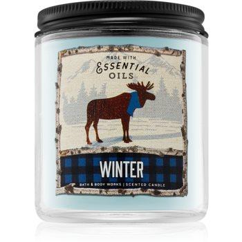 Bath & Body Works Winter lumanari parfumate 198 g I.
