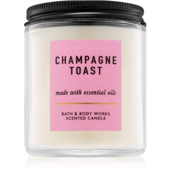 Bath & Body Works Champagne Toast lumanari parfumate 198 g II.