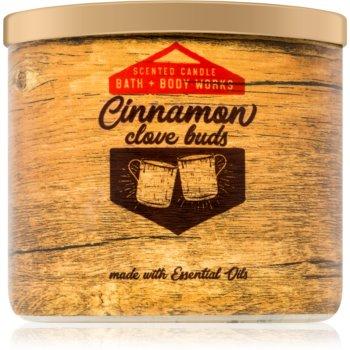 Bath & Body Works Cinnamon & Clove Buds lumânare parfumată