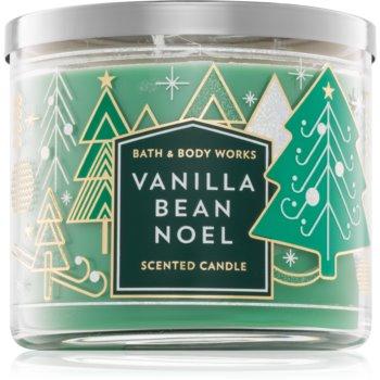 Bath & Body Works Vanilla Bean Noel lumanari parfumate 411 g
