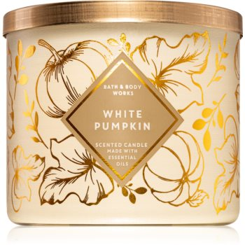 Bath & Body Works White Pumpkin lumânare parfumată