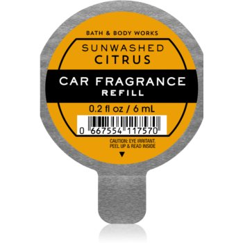 Bath & Body Works Sun-Washed Citrus parfum pentru masina