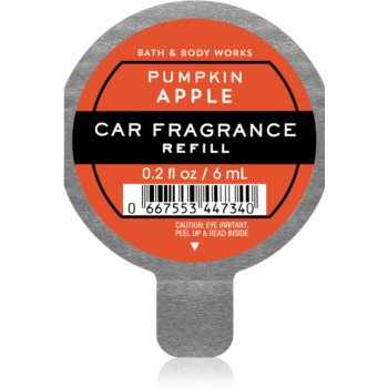 Bath & Body Works Pumpkin Apple parfum pentru masina rezervă imagine