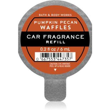 Bath & Body Works Pumpkin Pecan Waffles parfum pentru masina rezervă