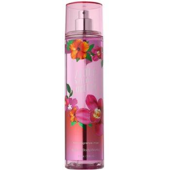 Bath & Body Works Aloha Waterfall Orchid Body Spray for Women