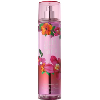 Bath & Body Works Aloha Waterfall Orchid spray do ciała dla kobiet