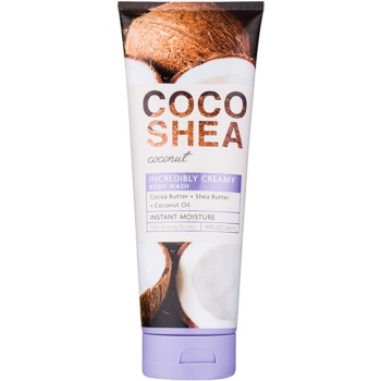Bath & Body Works Cocoshea Coconut gel de dus pentru femei 296 ml