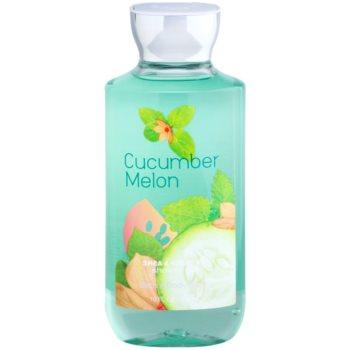 Bath & Body Works Cucumber Melon gel de dus pentru femei 295 ml