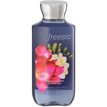 Bath & Body Works Freesia gel de dus pentru femei 295 ml