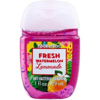 Bath & Body Works PocketBac Fresh Watermelon Lemonade antibakterielles Gel für die Hände