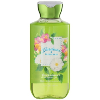 Bath & Body Works Gardenia & Fresh Rain gel de dus pentru femei 295 ml