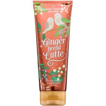 Bath & Body Works Gingerbread Latte crema de corp pentru femei 226 ml