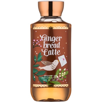 Bath & Body Works Gingerbread Latte gel de dus pentru femei 295 ml