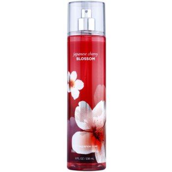 Bath & Body Works Japanese Cherry Blossom Körperspray für Damen