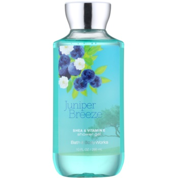 Bath & Body Works Juniper Breeze gel de dus pentru femei 295 ml